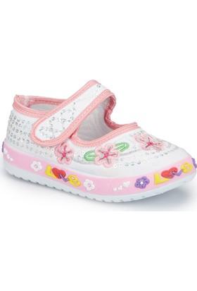 Polaris 81.506023.B Beyaz Kız Çocuk Basic Ayakkabı
