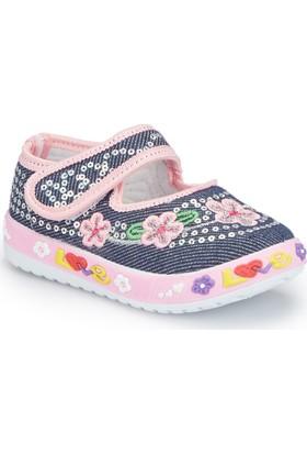 Polaris 81.506023.B Lacivert Kız Çocuk Basic Ayakkabı