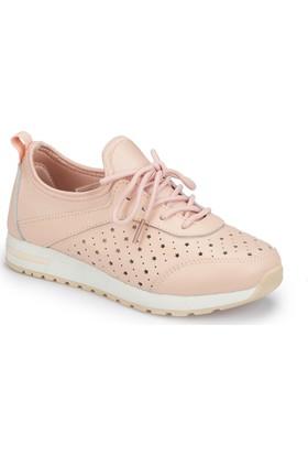 Polaris 81.510104.F Pudra Kız Çocuk Sneaker Ayakkabı