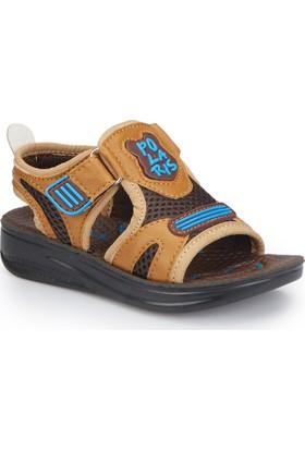 Polaris 81.510243.P Taba Erkek Çocuk Basic Sandalet