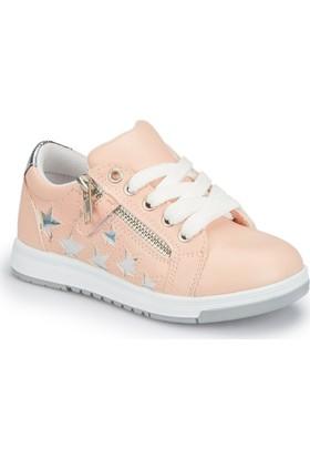 Polaris 81.509103.P Pudra Kız Çocuk Sneaker Ayakkabı