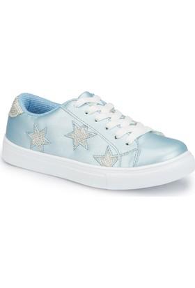 Polaris 81.510258.F Mavi Kız Çocuk Sneaker Ayakkabı