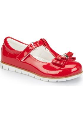 Polaris 81.510082.P Kırmızı Kız Çocuk Babet