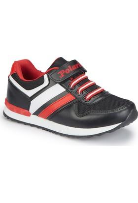 Polaris 81.510365.F Siyah Erkek Çocuk Athletic Ayakkabı