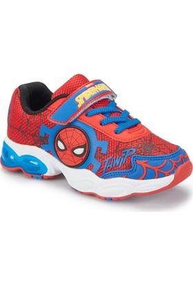 Spiderman Tıdy Kırmızı Erkek Çocuk Athletic Ayakkabı