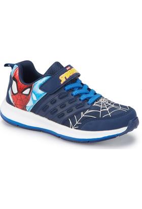 Spiderman Westy Lacivert Erkek Çocuk Athletic Ayakkabı