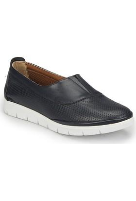 Polaris 81.158455.Z Lacivert Kadın Basic Comfort Ayakkabı