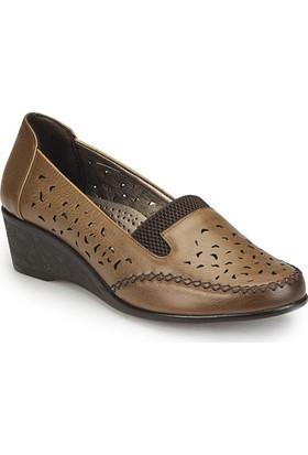 Polaris 81.158491.Z Taba Kadın Basic Comfort Ayakkabı