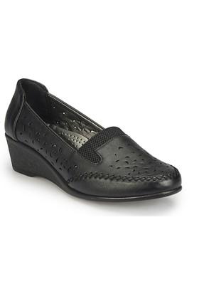 Polaris 81.158491.Z Siyah Kadın Basic Comfort Ayakkabı