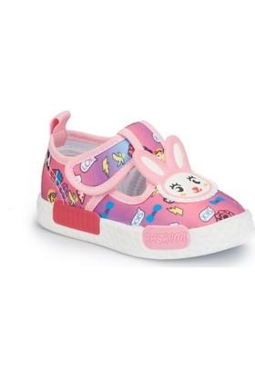 Polaris 81.510173.I Pembe Kız Çocuk Sneaker Ayakkabı