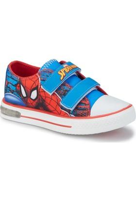 Spiderman Astro-1 Mavi Erkek Çocuk Sneaker Ayakkabı