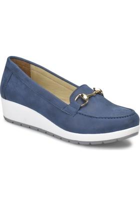 Polaris 81.157242.Z Lacivert Kadın Basic Comfort Ayakkabı