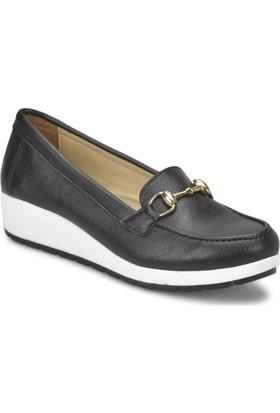 Polaris 81.157242.Z Siyah Kadın Basic Comfort Ayakkabı