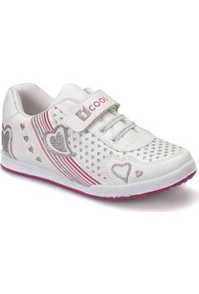 Seventeen Asta Beyaz Kız Çocuk Athletic Ayakkabı