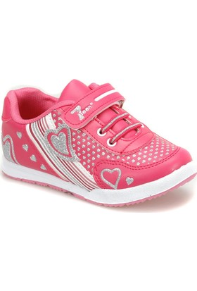 Seventeen Asta Fuşya Kız Çocuk Athletic Ayakkabı