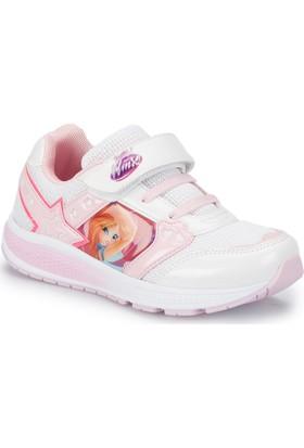 Winx Reply Beyaz Kız Çocuk Athletic Ayakkabı