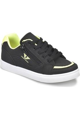 Yellow Kids Yk322.F Siyah Erkek Çocuk Sneaker Ayakkabı