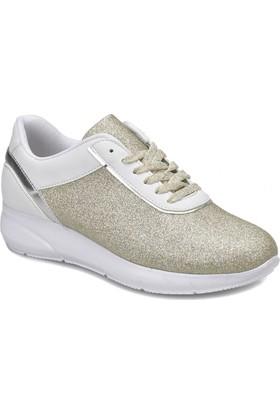 Polaris 81.311534.Z Krem Kadın Ayakkabı