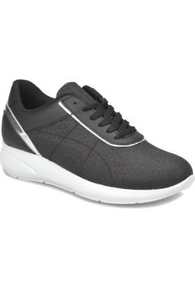 Polaris 81.311534.Z Siyah Kadın Ayakkabı