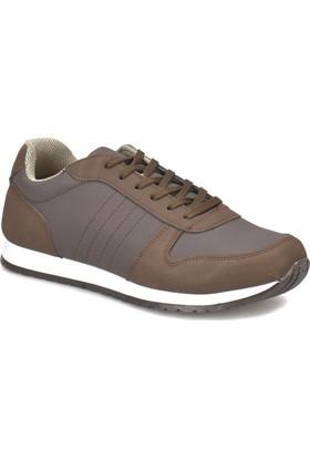 Polaris 81.356036.M Kahverengi Erkek Sneaker Ayakkabı