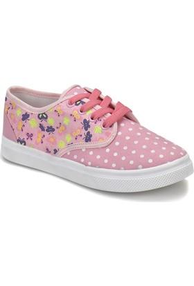 Seventeen Mıddy Açık Pembe Kız Çocuk Sneaker Ayakkabı