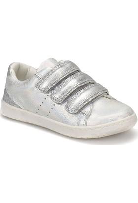 Seventeen 186-050 Gümüş Kız Çocuk Sneaker Ayakkabı