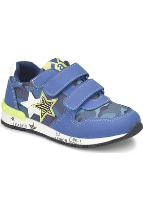 Yellow Kids G-C16698 Mavi Erkek Çocuk Athletic Ayakkabı