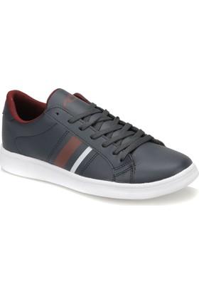 Torex Gevon Lacivert Bordo Beyaz Erkek Sneaker Ayakkabı
