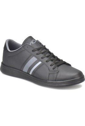 Torex Gevon Siyah Gri Erkek Sneaker Ayakkabı