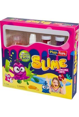 Playtoys Slime Set Kendi Slimeını Kendin Yap Seti