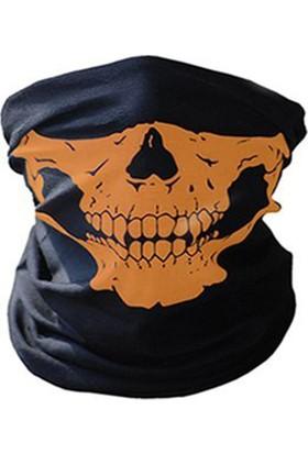 Wind Boru Bandana Call Of Duty Ghost Orange