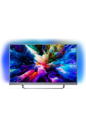 "Philips 49PUS7503 49"" 123 Ekran Smart 4K LED Tv"