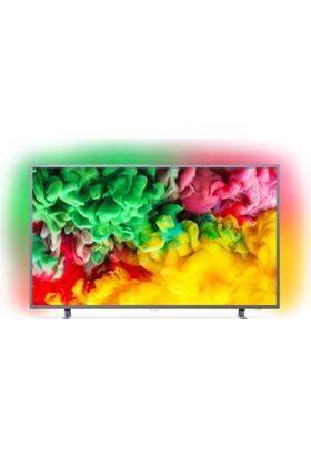 "Philips 55PUS6703 55"" 139 Ekran 4K Uydu Alıcılı Smart LED TV"