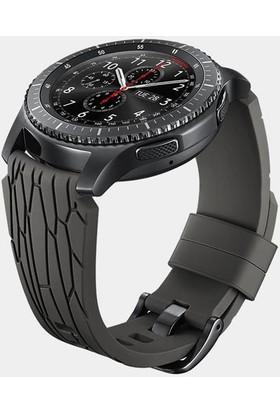 Samsung Arik Levy Design Gear S3 Kayış Siyah - ET-YSI76MDEGWW