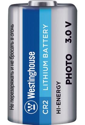 Westinghouse CR2 3v Lityum Pil Tekli Blister