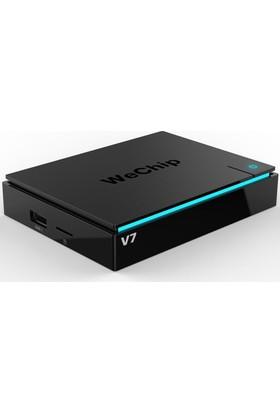 Wechip V7 3GB RAM +32GB ROM Kodi 17.3 Yüklü Android TV Box S912