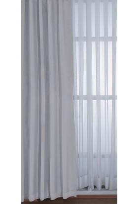 Premier Home Blackout Karartma Fon Perde Buz Mavisi 140X270