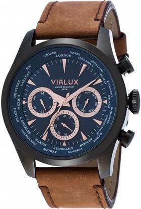 Vialux Vs828B-11Kr Erkek Kol Saati