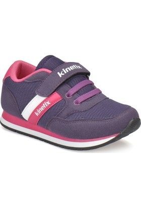 Kinetix Payof Mor Fuşya Beyaz Kız Çocuk Sneaker