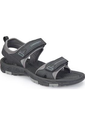 Lumberjack Almond Siyah Erkek Sandalet