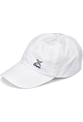 Kinetix Sage Beyaz Unisex Şapka