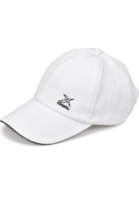 Kinetix Tena Beyaz Unisex Şapka