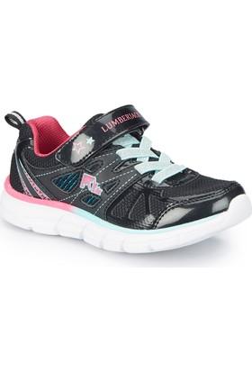 Lumberjack Daisy Siyah Kız Çocuk Sneaker Ayakkabı