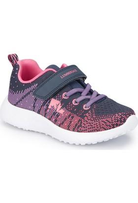 Lumberjack Bilbo Lacivert Fuşya Kız Çocuk Sneaker Ayakkabı