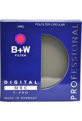 B+W 62mm S03M MRC CPL Polarize Filtre