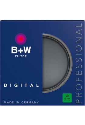 B+W 67mm 106E ND1.8 NEUTRAL DENSITY 64X ND FİLTRE
