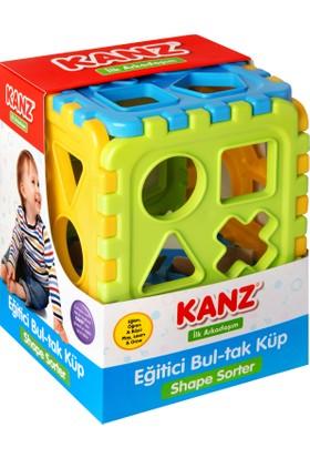 Kanz Knz-30618 Eğitici Bul - Tak Küp