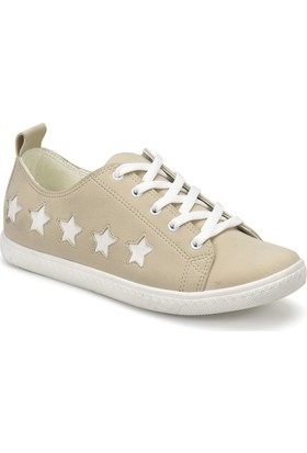 Art Bella Cs18003 Bej Kadın Sneaker 534