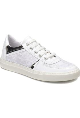 Art Bella Cs18007 Beyaz Kadın Sneaker 534