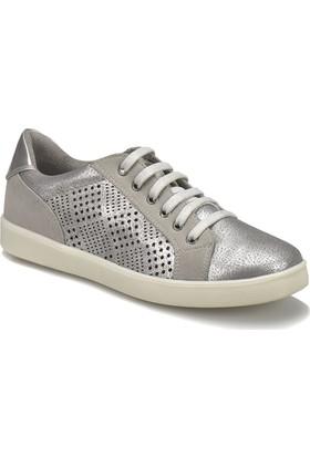 Art Bella Cs18016 Gümüş Kadın Sneaker